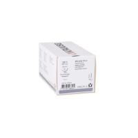 KRUUSE PD-X suture USP 0, 70 cm, needle: 30 mm, round bodied, taper-point, ½ circle. 18/pk