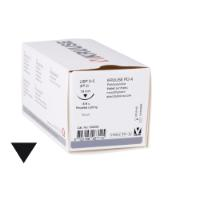 KRUUSE PD-X suture USP 3-0, 70 cm, needle: 19 mm, reverse cutting, 3/8 circle. 18/pk