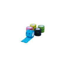 KRUUSE Fun-Flex Pet bandage, assorted, 5 cm, 10 rolls