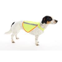 KRUUSE Dog vest with reflectors, size S