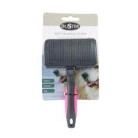 BUSTER self-cleaning slicker hard pins M