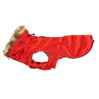 BUSTER Active winter jacket, High Risk Red S/M