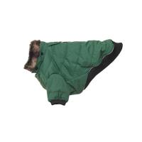 BUSTER Country winter coat, duck green, XXL