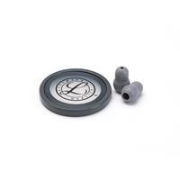 Littmann Stethoscope Spare Parts Kit, Master Cardiology™, Grey (40018)