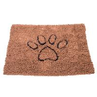 Dog Gone Smart Dirty Dog Dørmatte, medium, 79x51cm, Brun