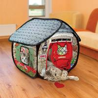 KONG Cat Play Spaces Bungalow, CA78E