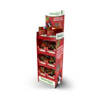 WHIMZEES Christmas Floor Display (uten produkter)