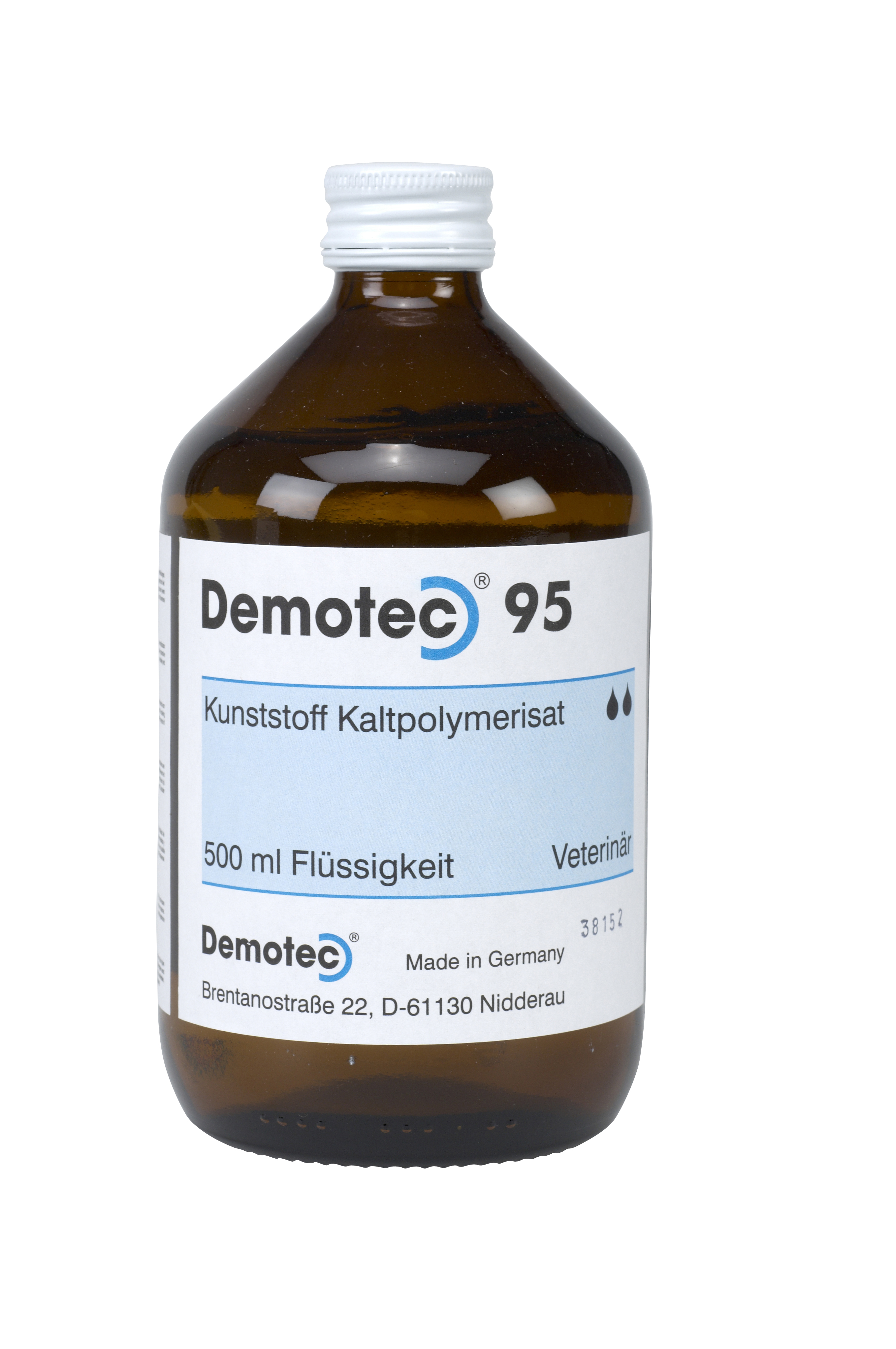 Demotec 95 liquid 500 ml