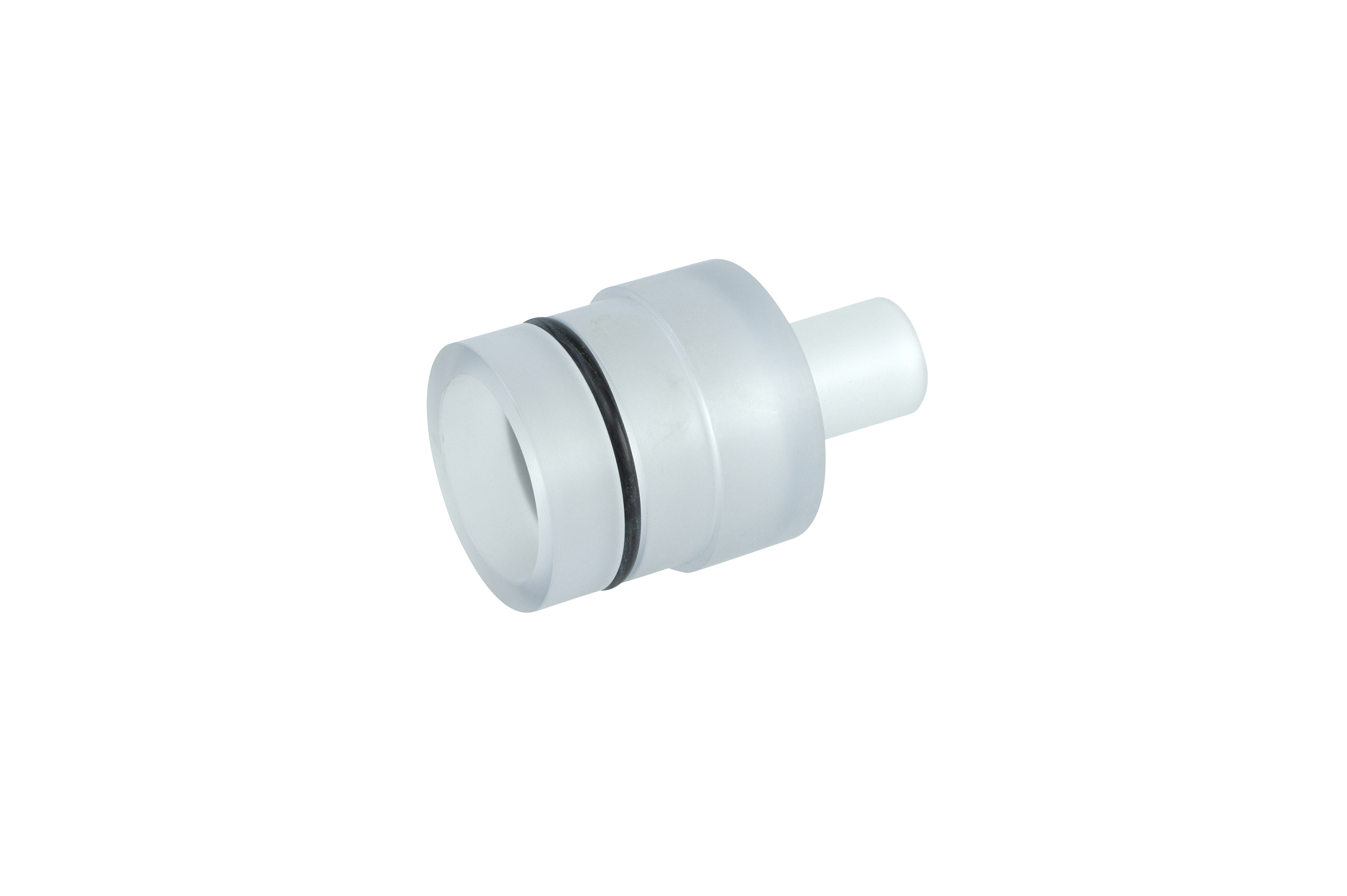 KRUUSE Plastikk connector,  20 mm til trachealtube
