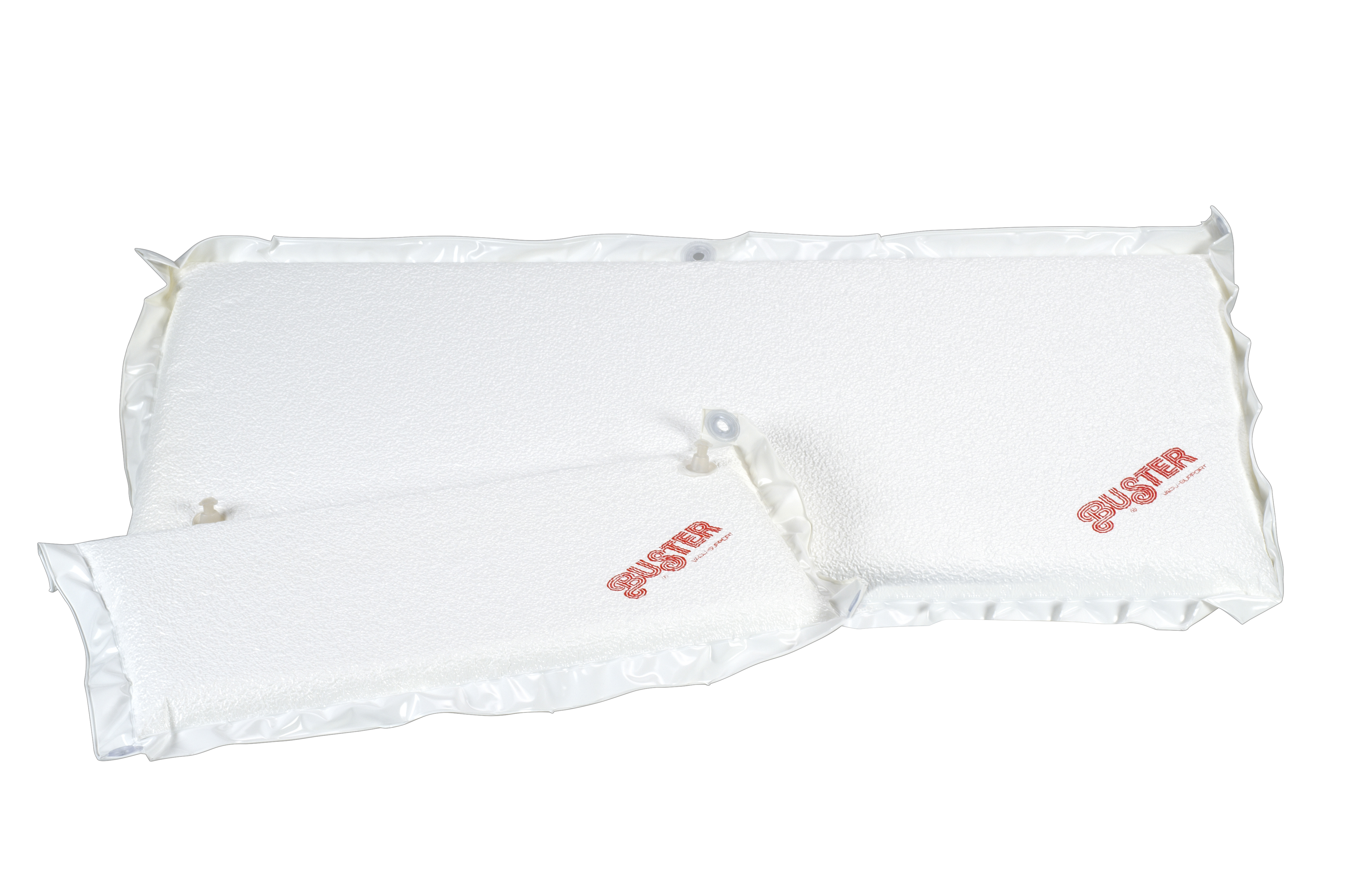 BUSTER vacu support 50x100 cm white