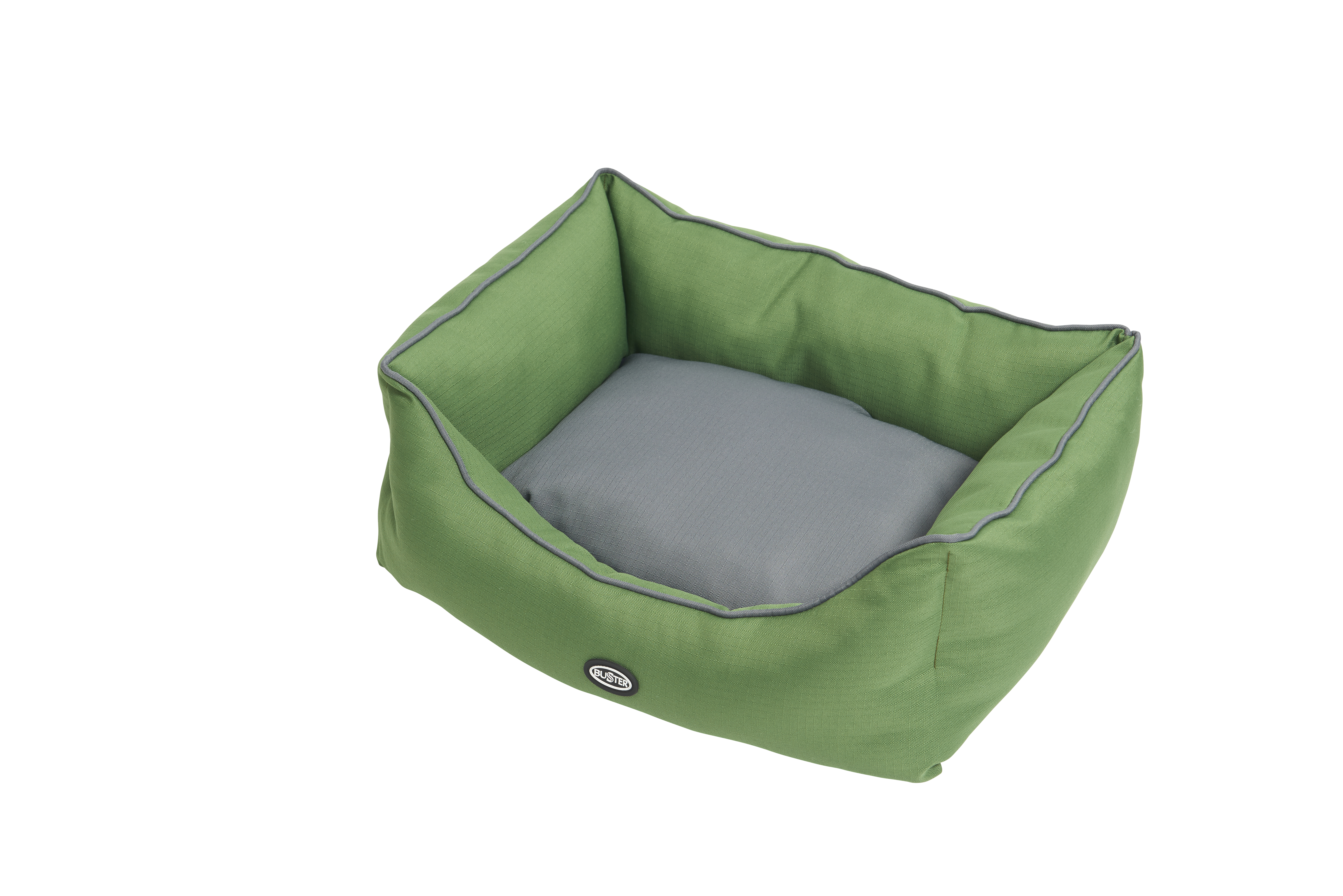BUSTER sofa bed 45 x 60 cm, artichoke green/steel grey