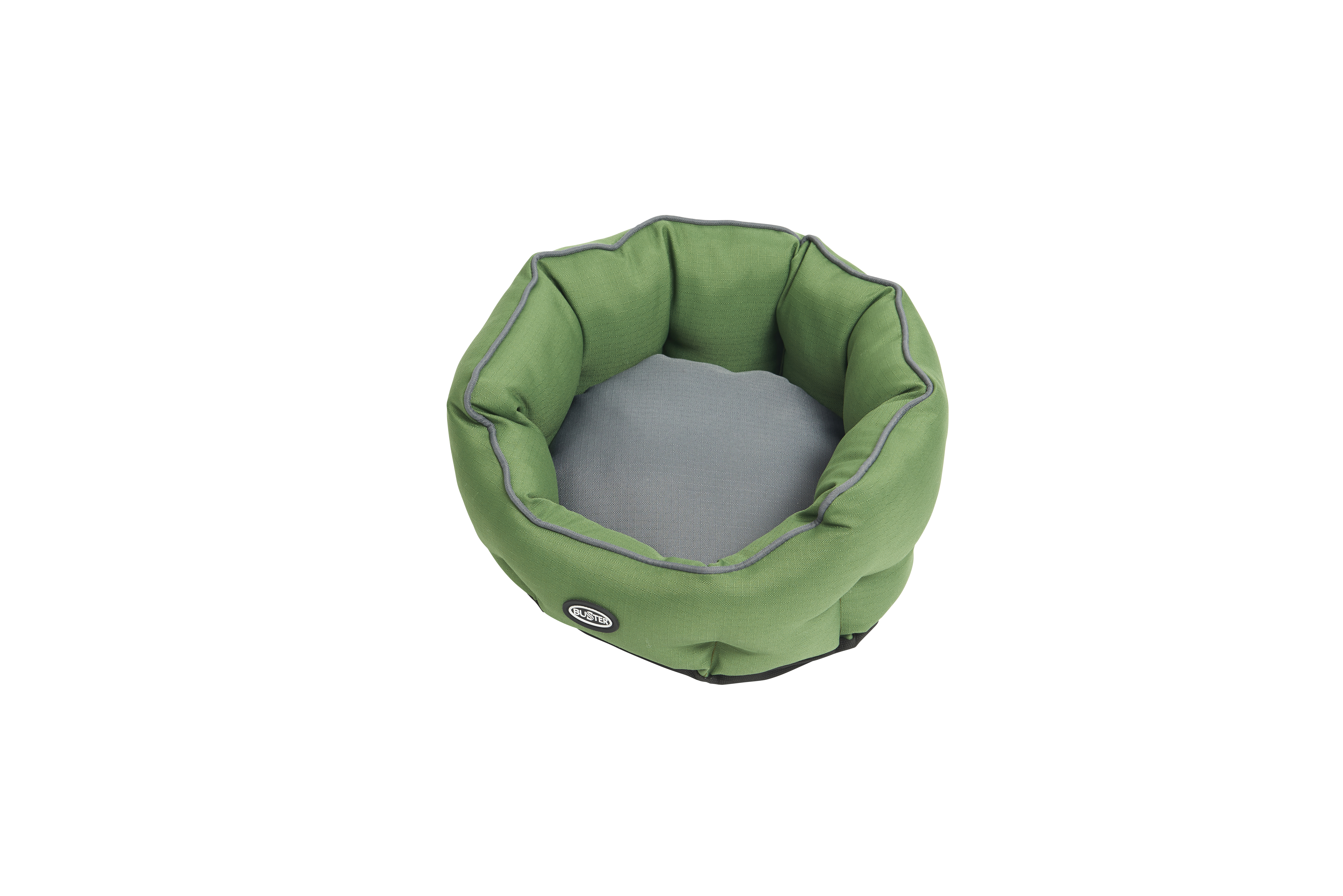 BUSTER Cocoon bed 65 cm, artichoke green/steel grey